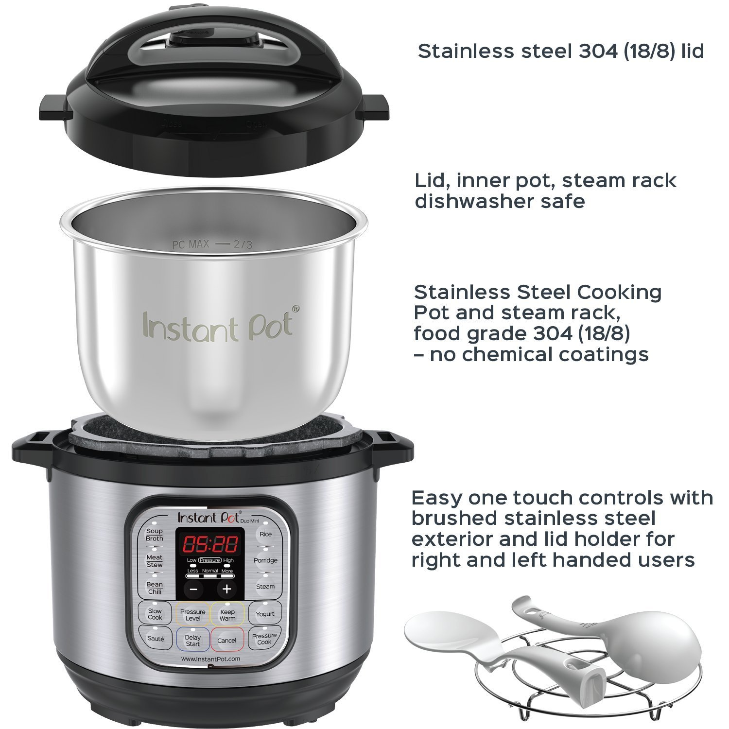 Instant Pot Duo - Best Electric Cookers in 2020