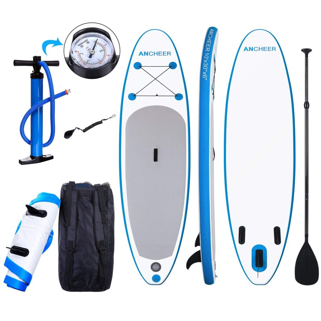 best paddle board brand no.4 Ancher