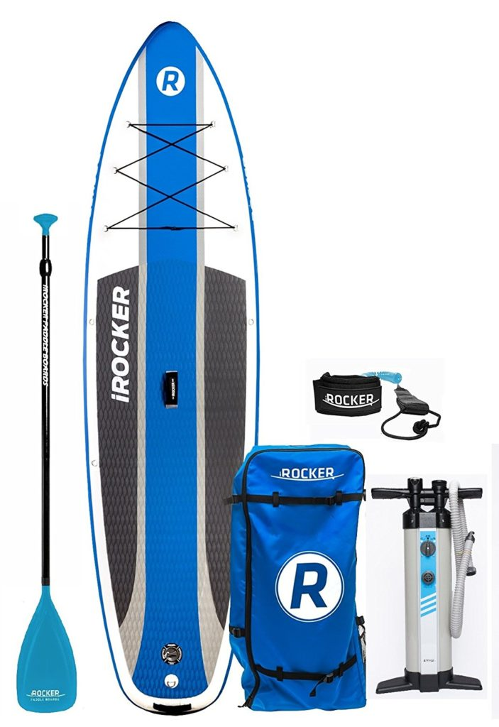 ATOLL - best inflatable paddle board