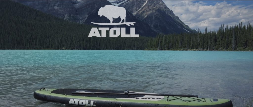 No. 9 Atoll Best paddle board brand