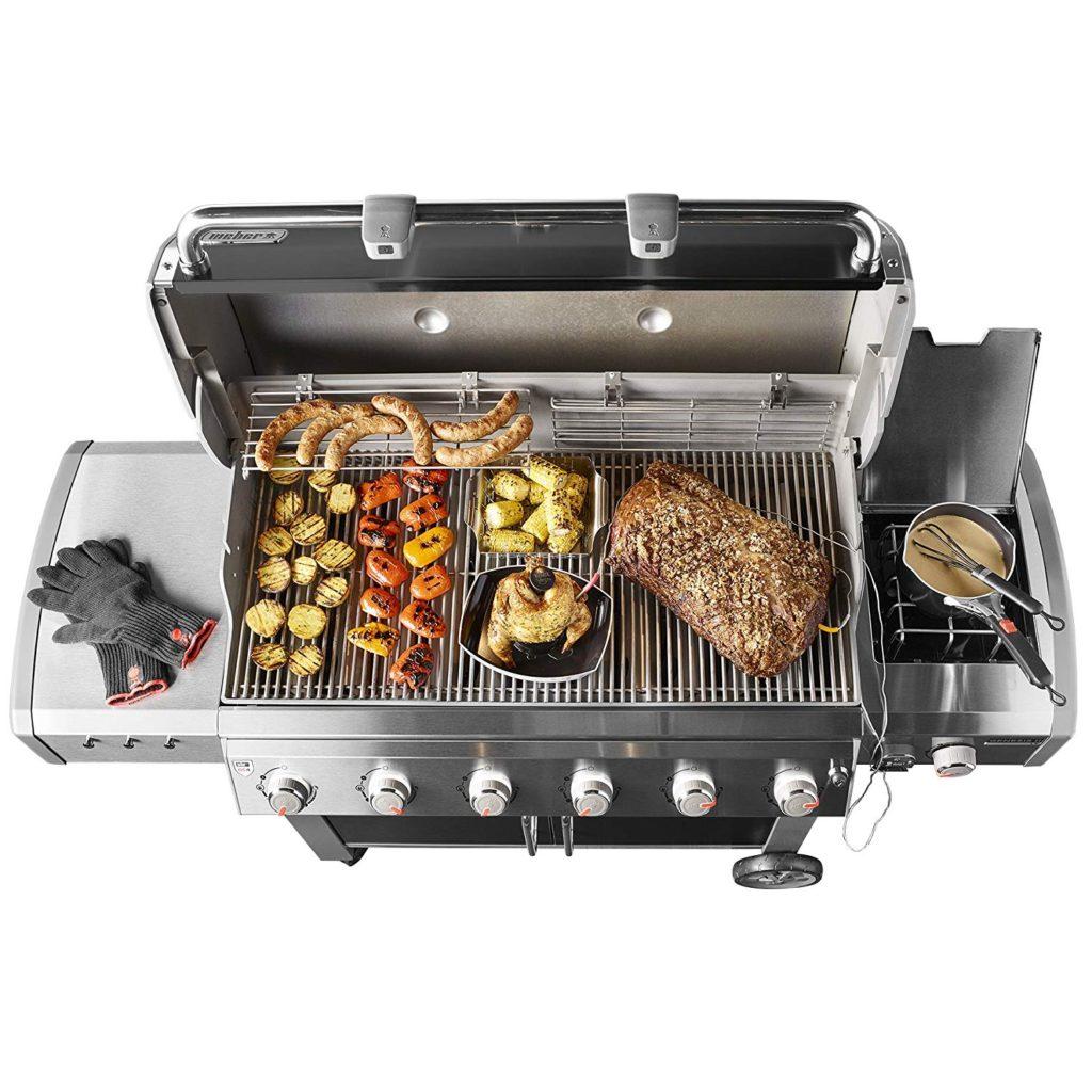 Weber LX E-640 - best gas grills 2020