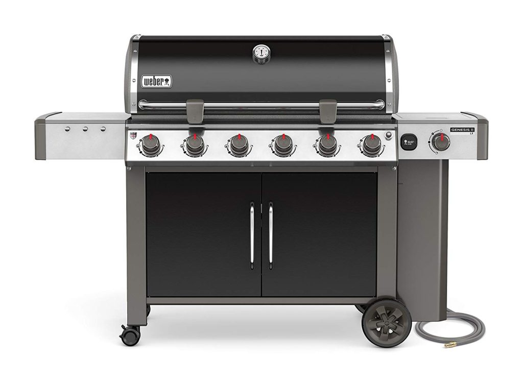 Weber LX E-640 - best gas grill