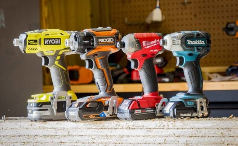 Top 13 Best Impact Driver in 2020