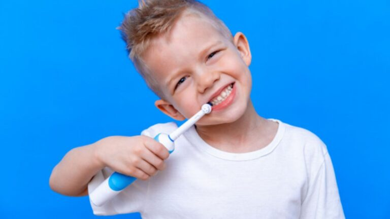 Top 13 best electric toothbrush for kids in 2021
