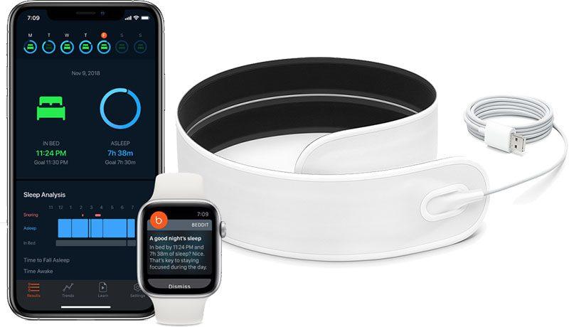 Apple Launches Beddit Beta Program for Testing 2