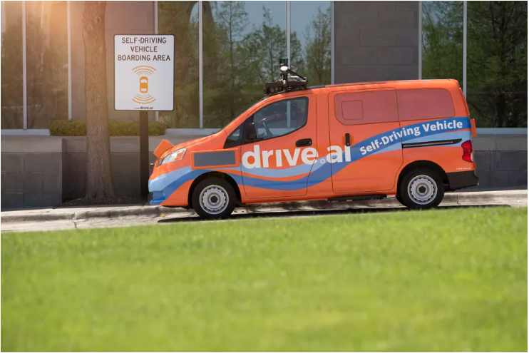 Drive dot ai self driving tech company