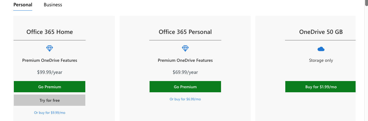 Microsoft Announces OneDrive Personal Vault 5