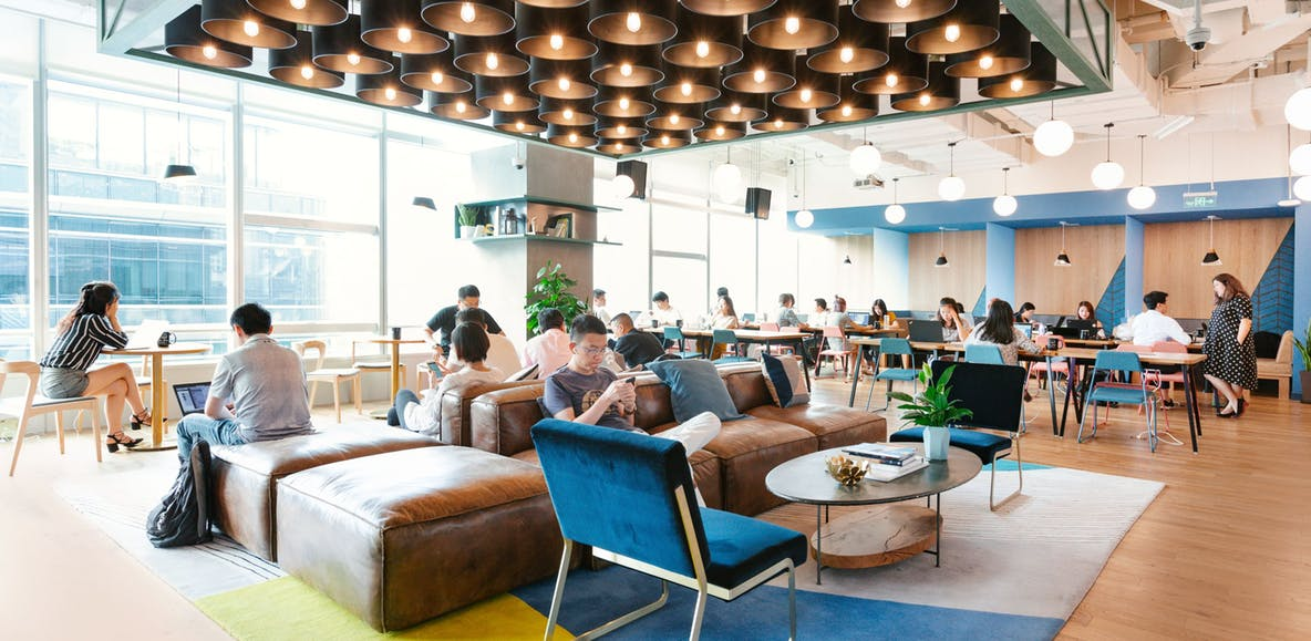 WeWork Acquires Waltz 14