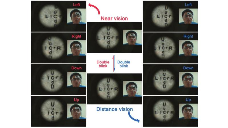 New Zooming Contact Lenses Activated by Blinking 1
