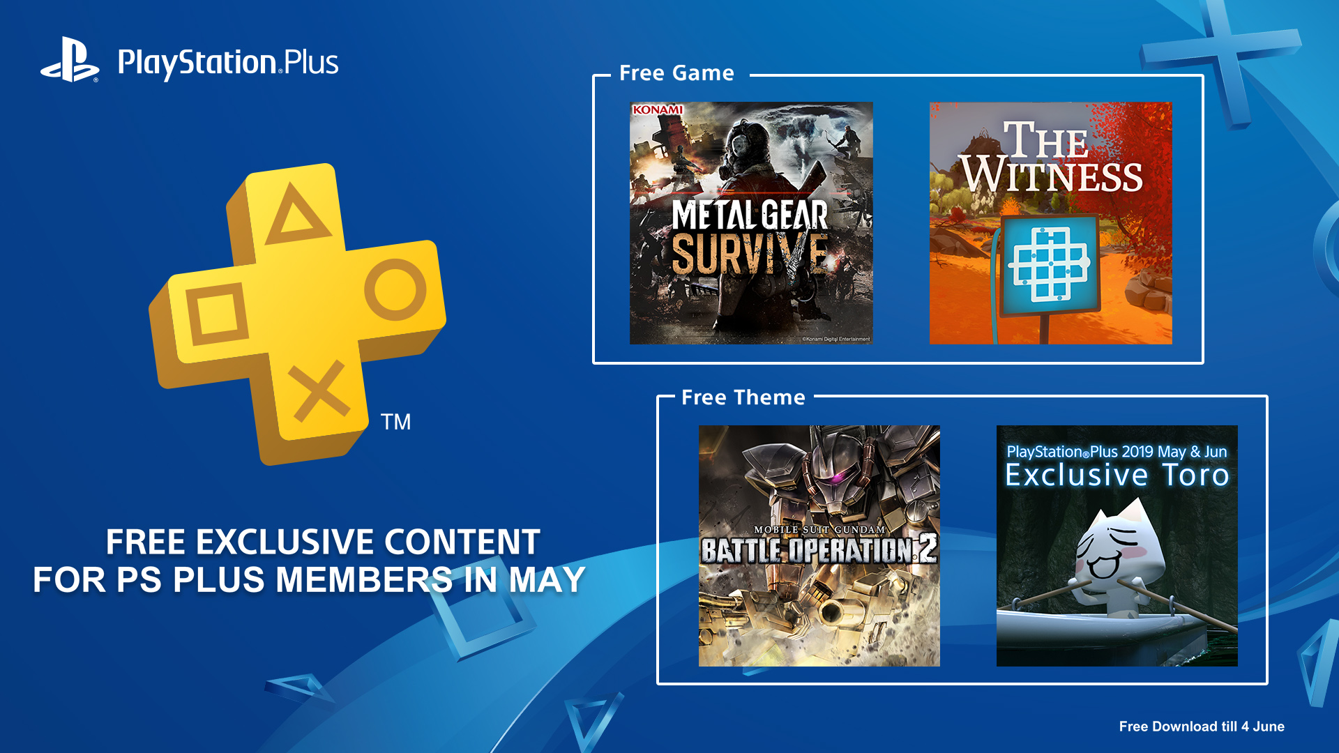 sony plus games