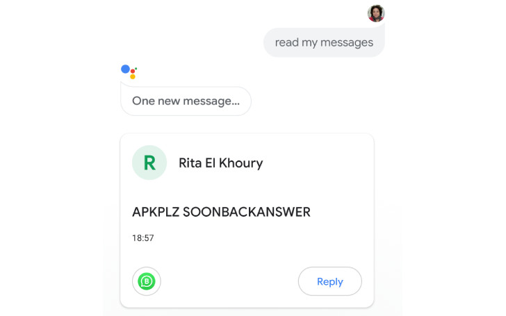 Shock: Google Assistant Can Now Read Out WhatsApp messages, Here is how. 2
