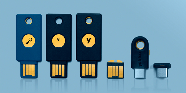 Yubico Launches Its dual USB-C and Lightning Security Key 1