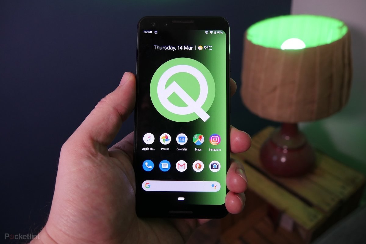 Google Releases Final Beta for Android Q 7