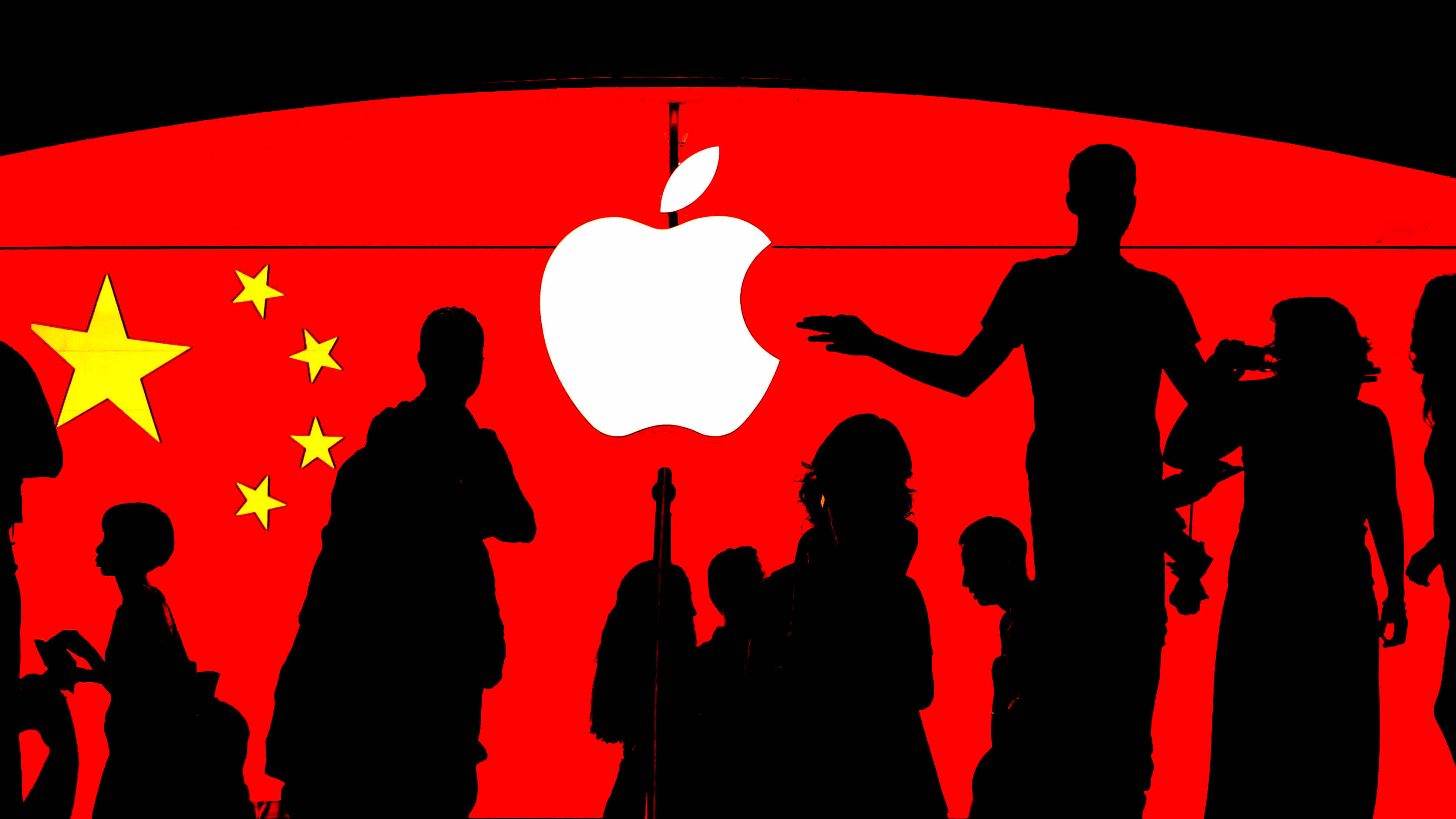 Apple Turns to Chinese Firm for OLED Screens 1