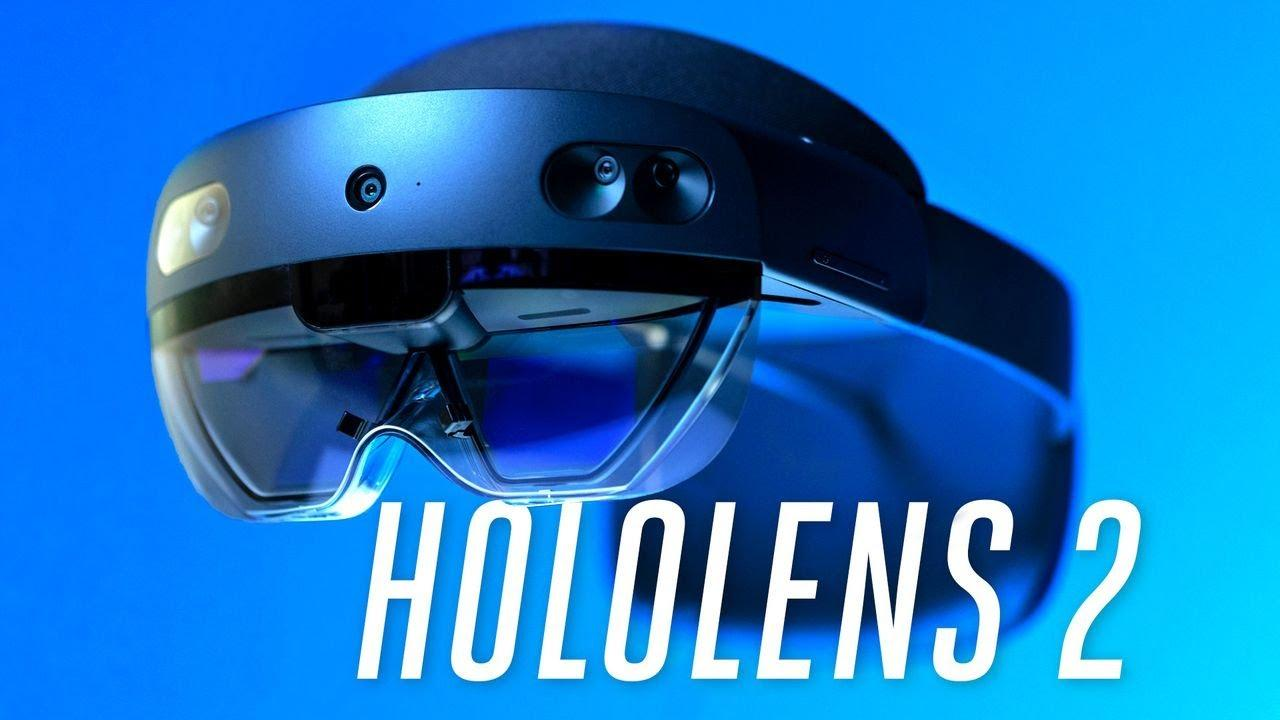 HoloLens 2 Headset will be sold Next Month 10