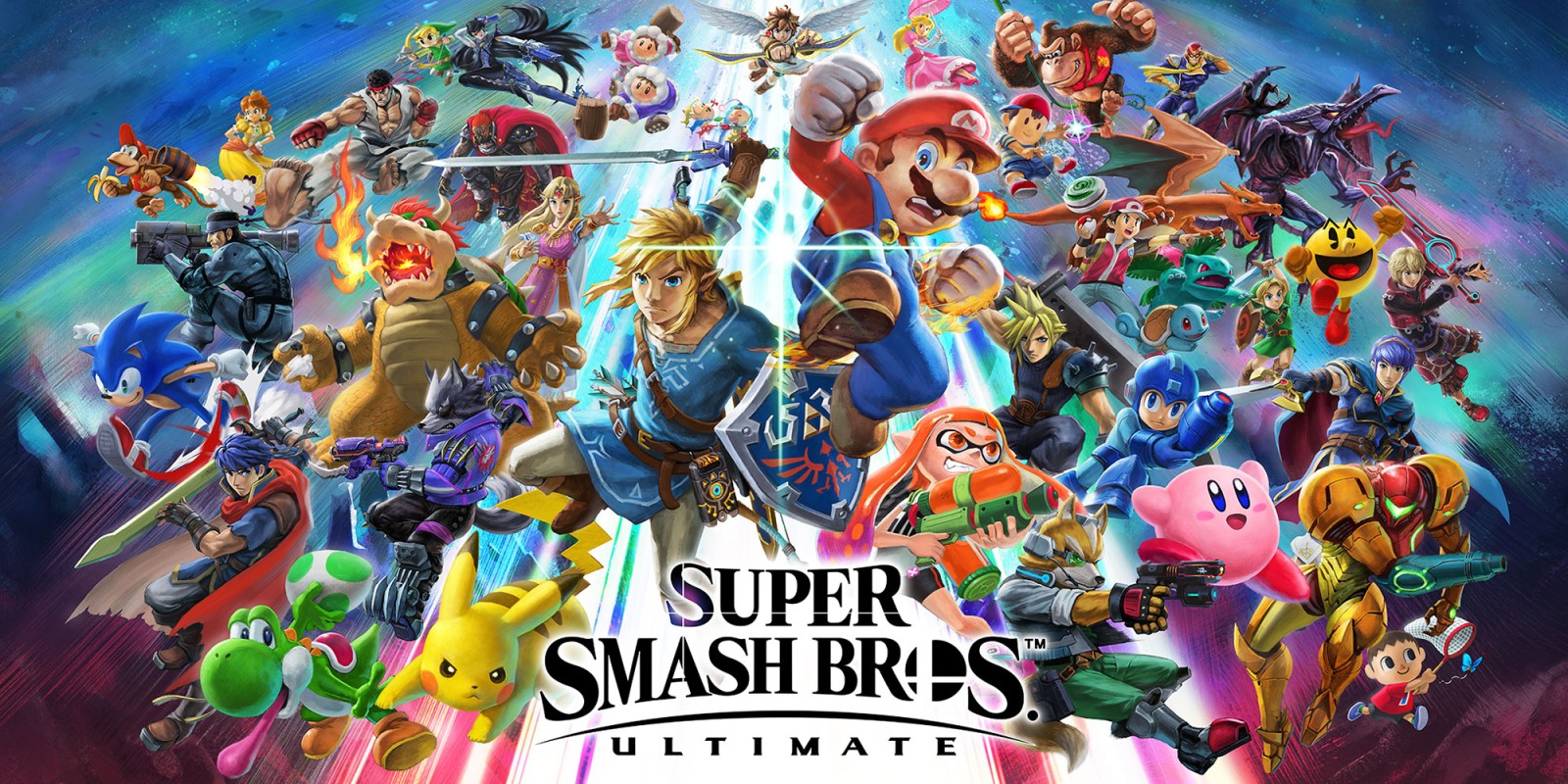 Nintendo's Free Challenge Packs For Super Smash Bros 1
