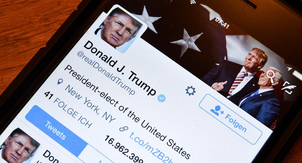 Which method can Hack Trump's Twitter Account Easily 1