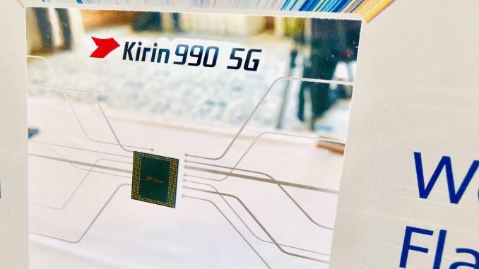 Huawei's Latest Kirin 990 Flagship 1