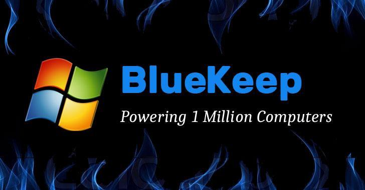 Microsoft's BlueKeep Flaw Detected 1