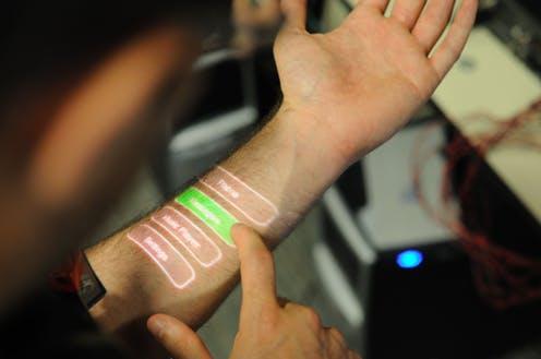 Skin Technology for Future AI and Humanoid Development 9