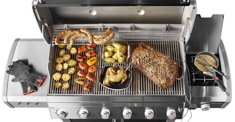 Top 10 Best Gas grills in 2021 review 1