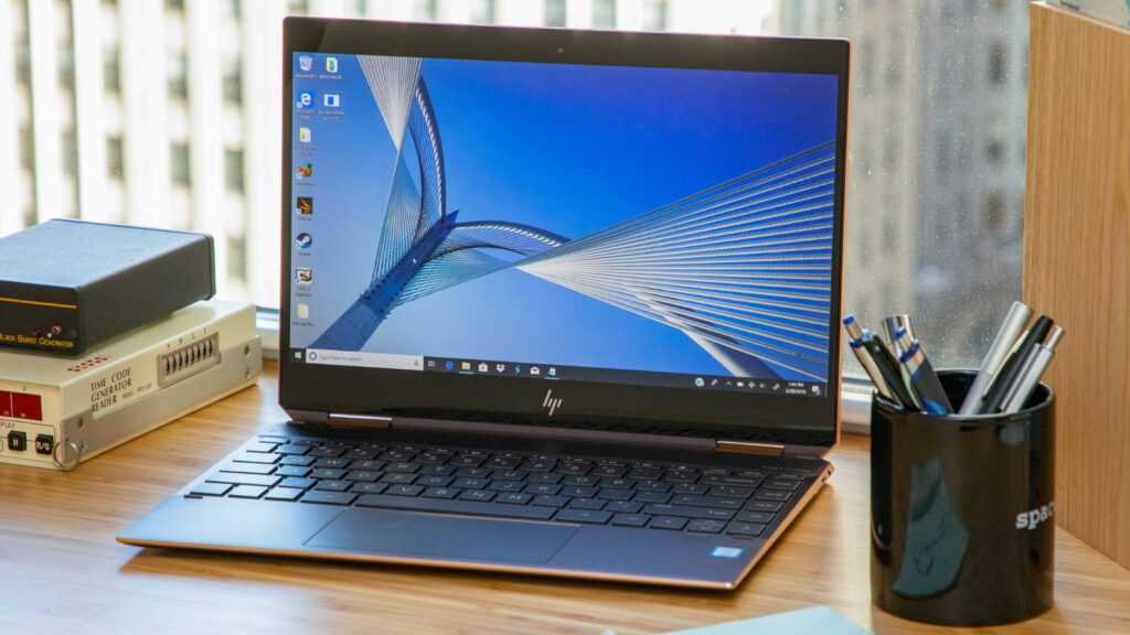HP Spectre X360 - Best Laptops for Electrical Engineering Students