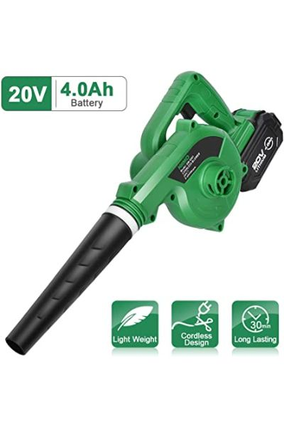 IMO CORDLESS LEAF BLOWER