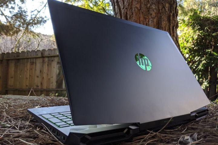 hp pavilion 15 - best laptops for pubg