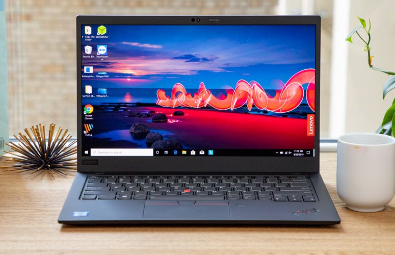lenovo thinkpad x1 - best laptop for web development 2020