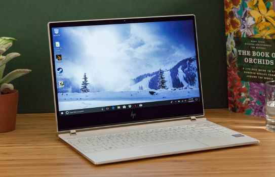 HP SPECTRE X360 - best laptops for drawing and animation