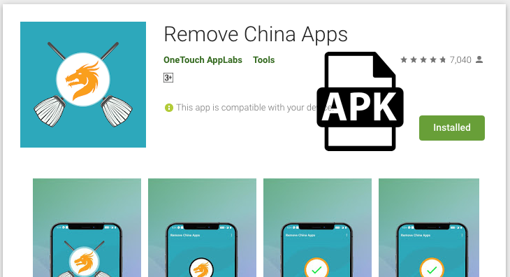 Remove China App APK Download 9