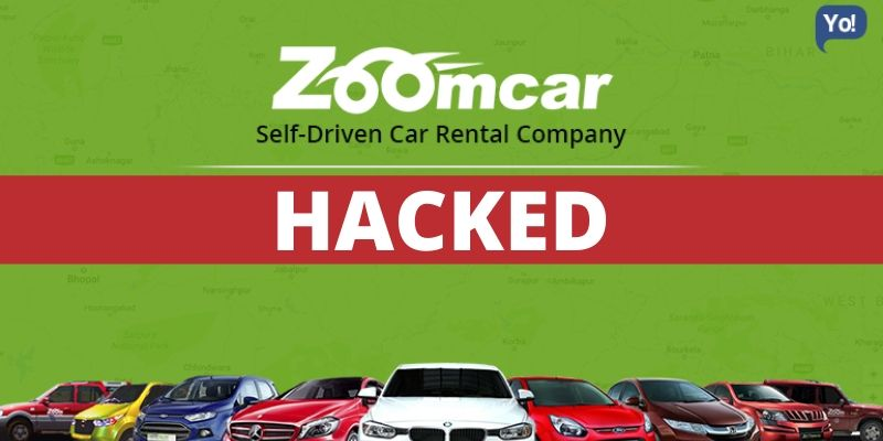 zoomcar hacked