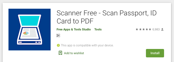 CamScanner alternatives are not safe for Android users. Top 11 of 18 apps are associated with China 5