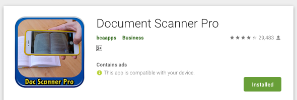 CamScanner alternatives are not safe for Android users. Top 11 of 18 apps are associated with China 7