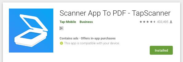 CamScanner alternatives are not safe for Android users. Top 11 of 18 apps are associated with China 10