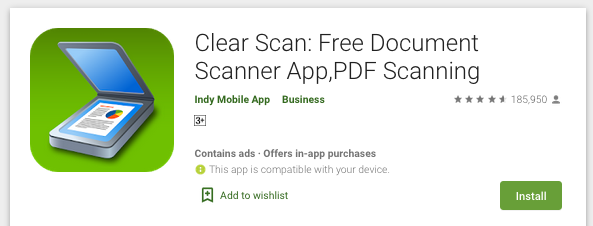 CamScanner alternatives are not safe for Android users. Top 11 of 18 apps are associated with China 4