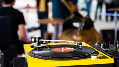 Top 13 best record players in 2021 5