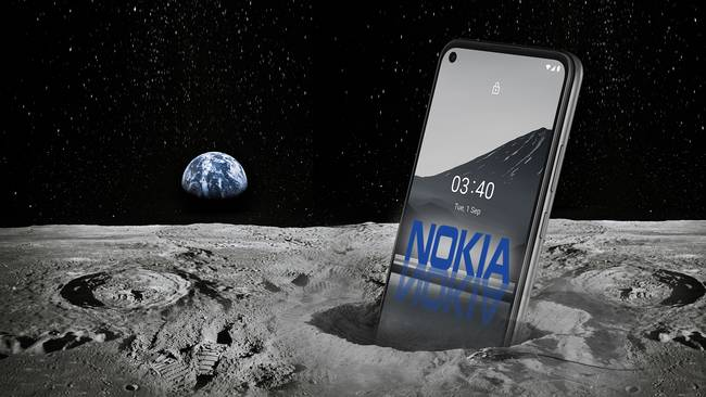 Nokia to use $14.1 million NASA Grant for setting up 4G on Moon 1