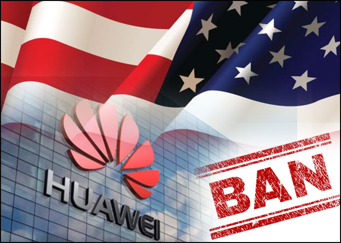 Huawei Banned from Setting Up 5G in Sweden 3