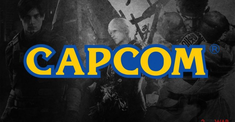 Japanese Video Game firm Capcom Faced a Cyberattack 1