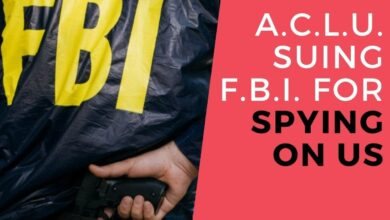The FBI Is Sneakily Breaking Into Your Encrypted Devices. ACLU Is Suing 3