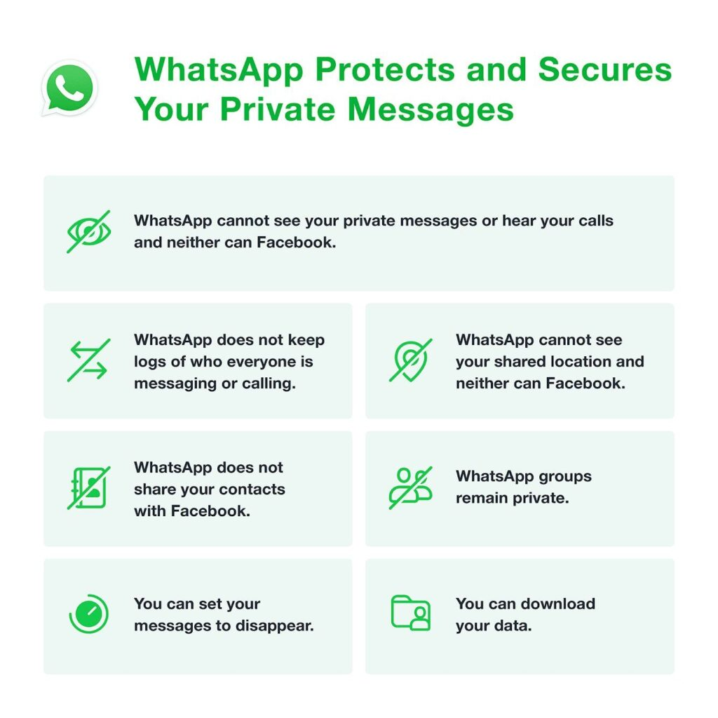 WhatsApp Is Going to Share Your Data With Facebook. Here's All We Know About It 2