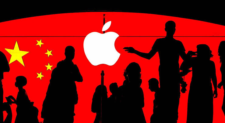 Apple shifting 20% of its manufacturing from China to India. China failed to convince? 1