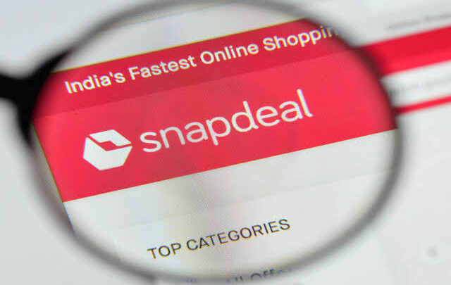 Snapdeal's newly launched quick payment option facility 1