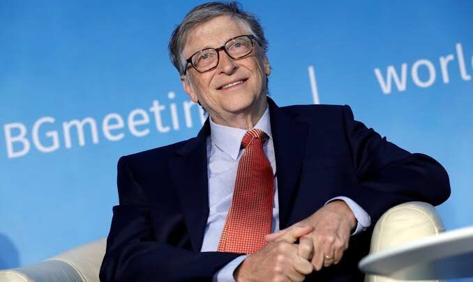 """...The world should be back to normal by 2022...""- Bill Gates' optimistic claims upon the new normal 1"