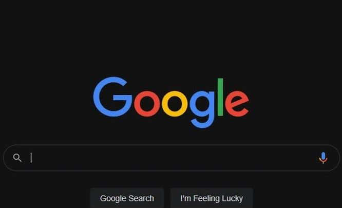 Now you can enable a 'Dark mode' even for your device's Google search engine 1