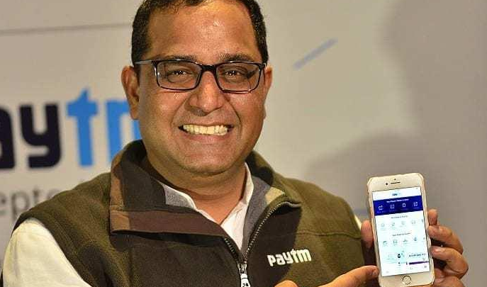 Paytm would provide Rs 743 crore to founder Sharma's two companies ahead of the company's IPO 1