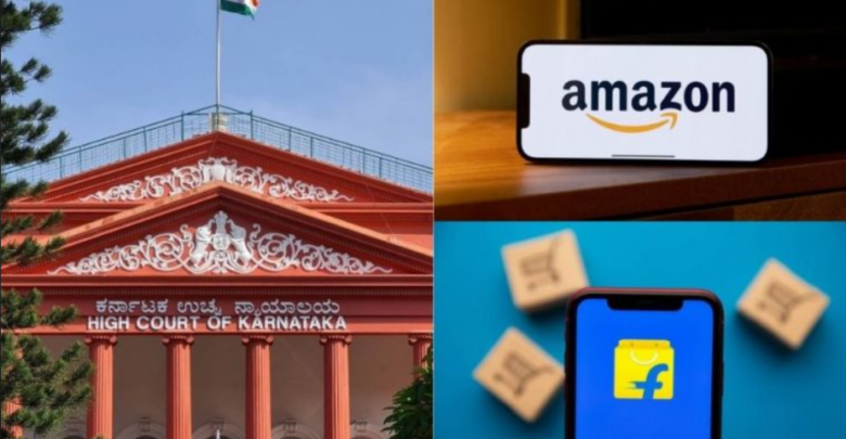 Amazon and Flipkart's appeal against the CCI inquiry, rejected by the Karnataka High Court 1