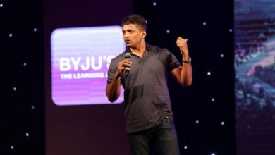 """A well known Indian ed-tech start-up """"Byju's"""" recently raised $350 million in a funding round. 15"""