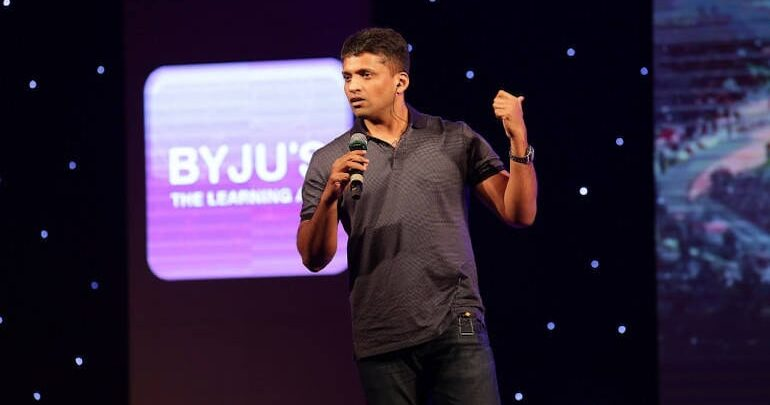 """Indian ed-tech start-up """"Byju's"""" raises $350 million in its funding round. 1"""